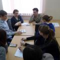Областная школа командиров и комиссаров дала старт